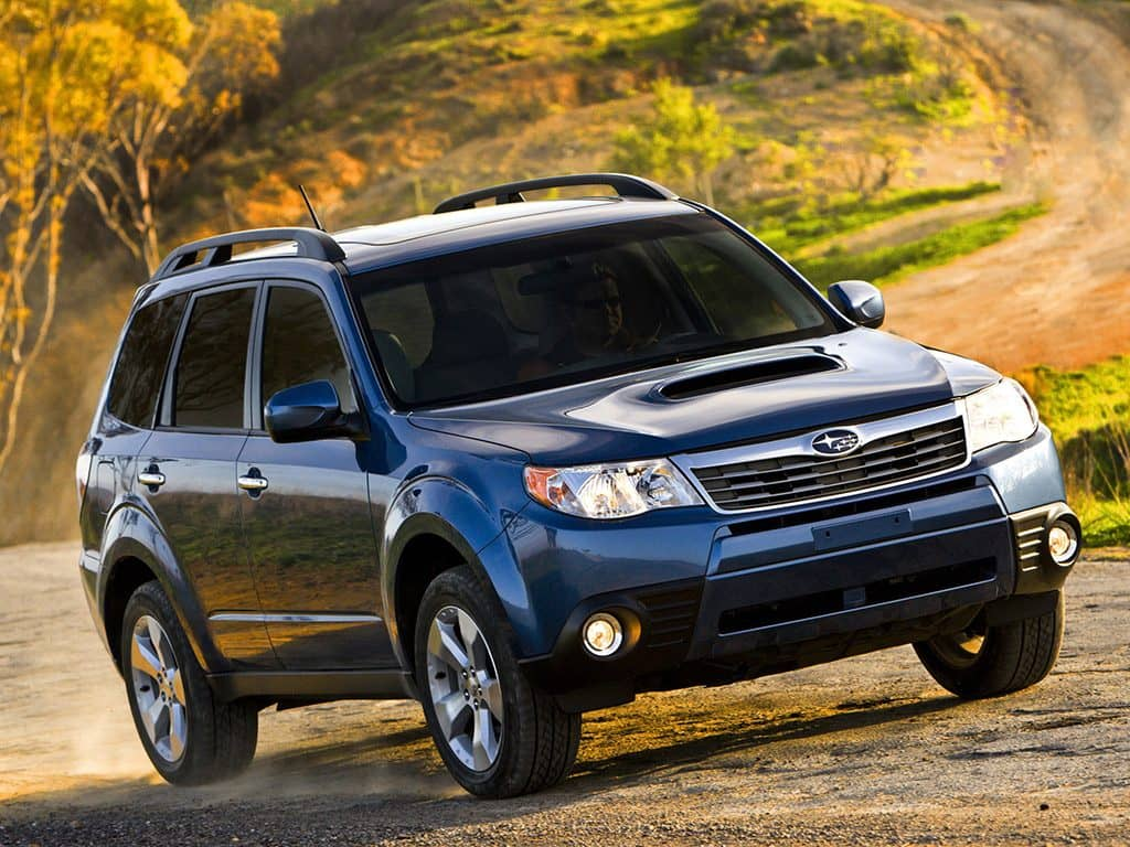 FORESTER SH 08-13