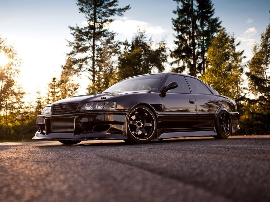 CHASER 4WD JZX105/GX105 96-00