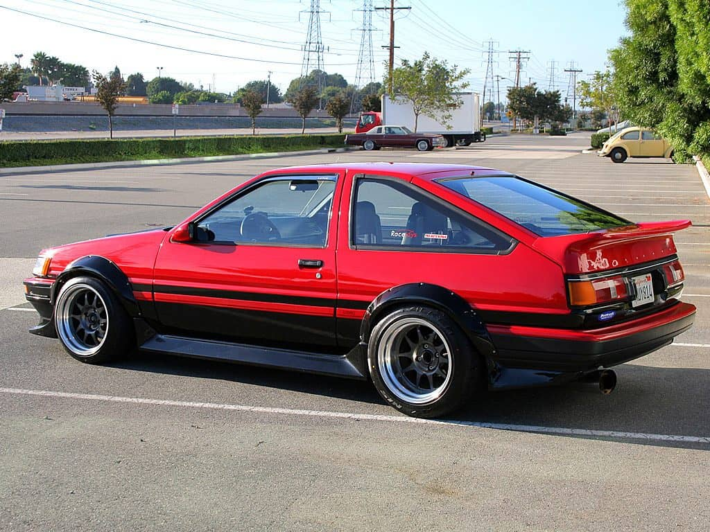 Corolla (With out Spindle) AE86 83-87