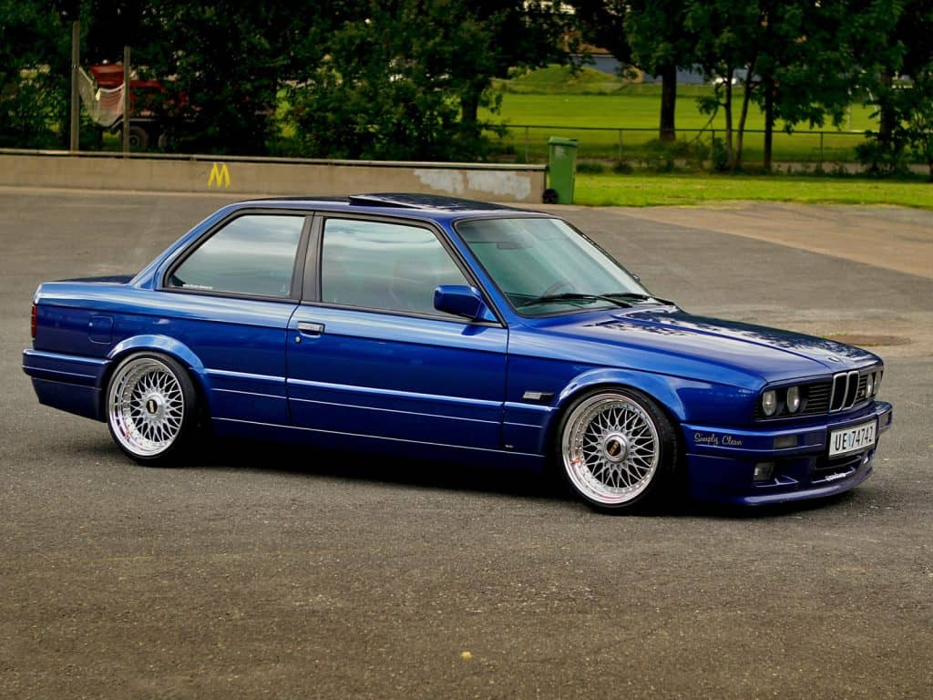 3 SERIES (51mm) (Rear Integrated) E30 82-91