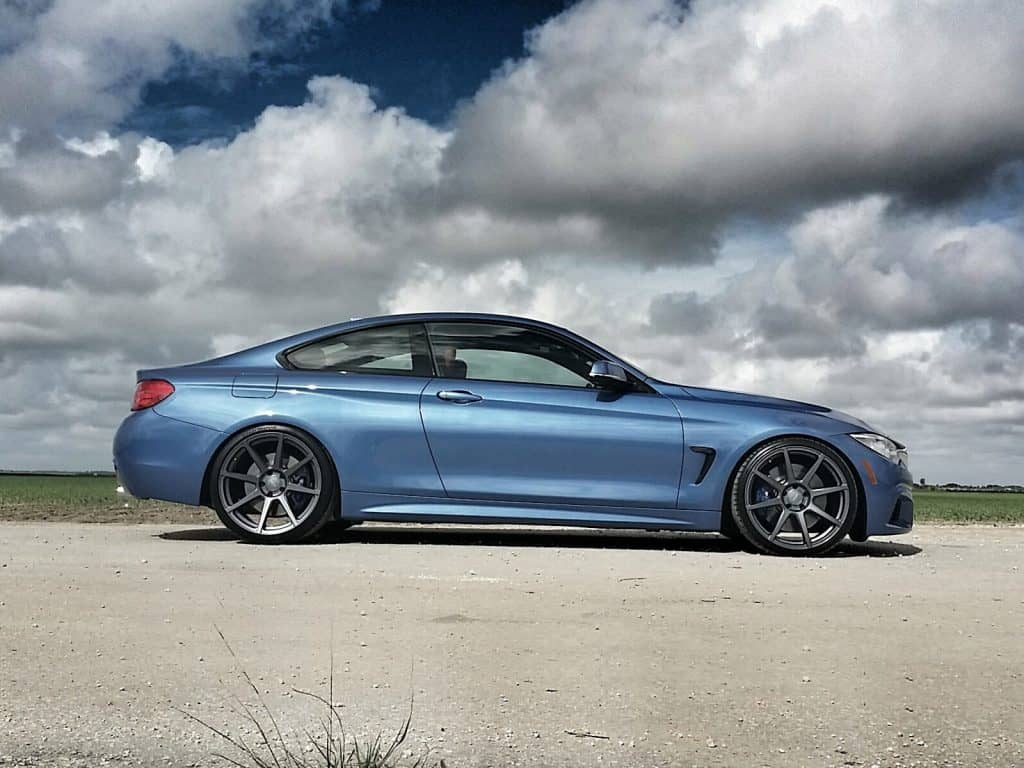 4 SERIES (3-BOLT) AWD F32 14+