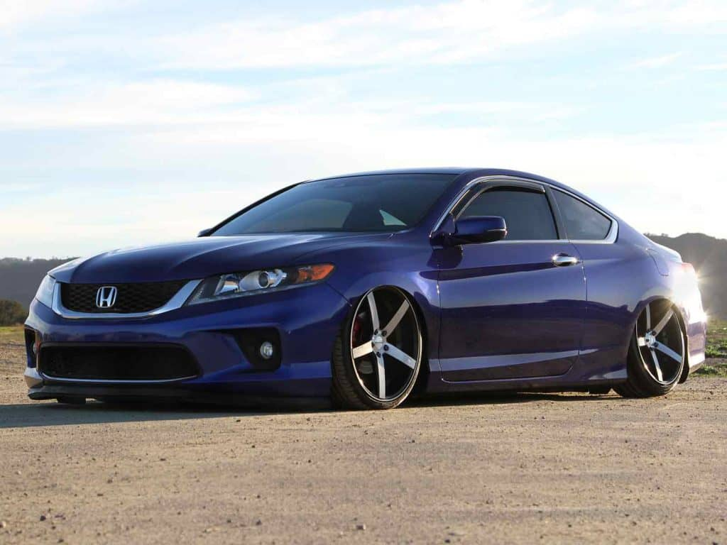 ACCORD CR2 13+