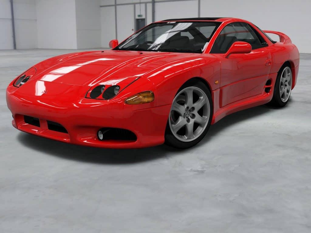 GTO Z16A 90-01