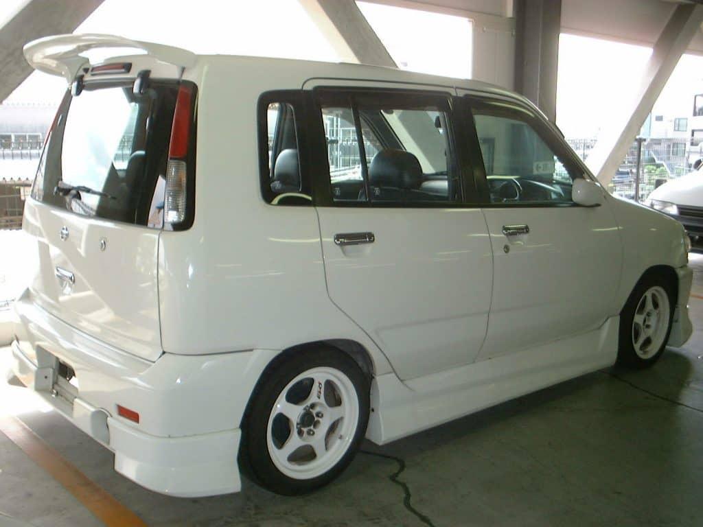 CUBE AWD ANZ10 99-02